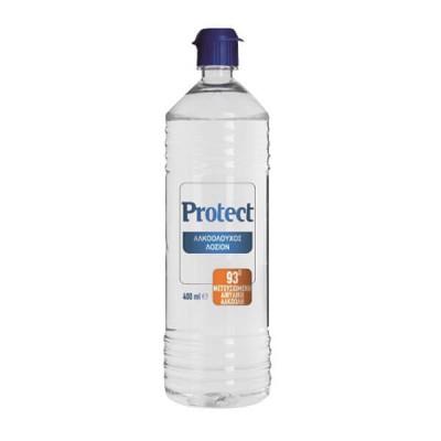 Protect – Αλκοολούχος Λοσιόν 93ο 400ml