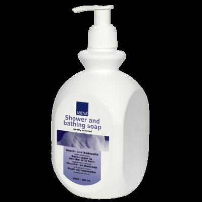 Υγρό σαπούνι για σώμα & μαλλιά χωρίς χρωστικές, με άρωμα