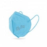 Μάσκα Προστασίας Μπλέ KN95 - FFP2 1 τεμάχιο