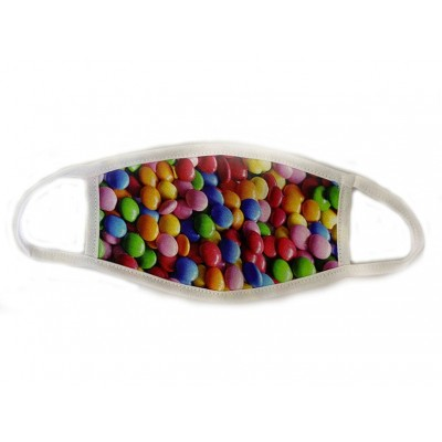Υφασμάτινη Μάσκα Παιδική Εως 6 Χρονών - Candys