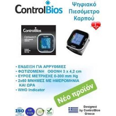Control Bios Optiwatch Πιεσόμετρο Καρπού