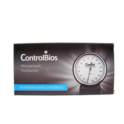 ControlBios Aneroid Sphygmomanometer - Μανομετρικό πιεσόμετρο
