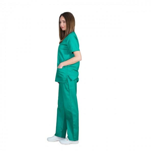 Ιατρική Στολή Unisex – Ανοιχτό Πράσινο