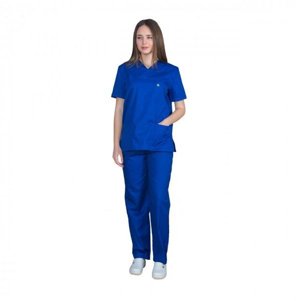 Ιατρική Στολή Unisex – Μπλε