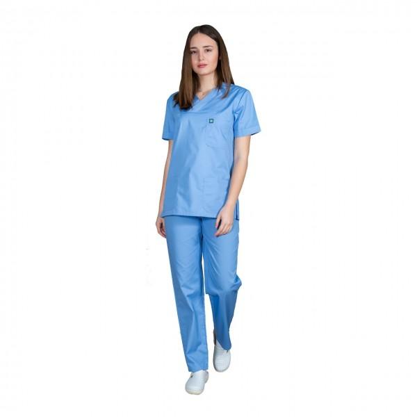 Ιατρική Στολή Unisex – Σιέλ