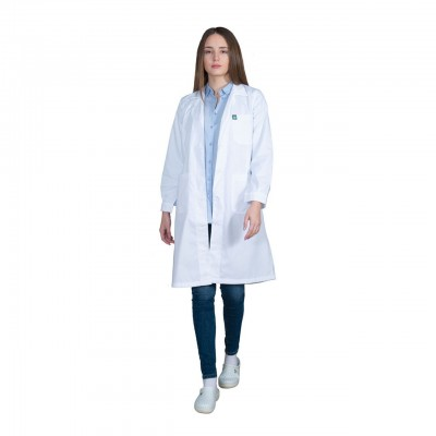 Ιατρική Ποδιά Γυναικεία – Μακρύ μανίκι