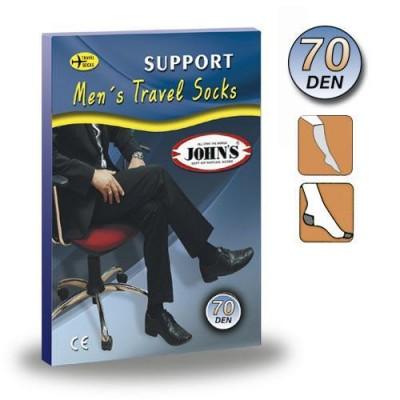 Κάλτσες ΚΓ Ανδρικές 70 (10-14MMHG) JOHN'S®