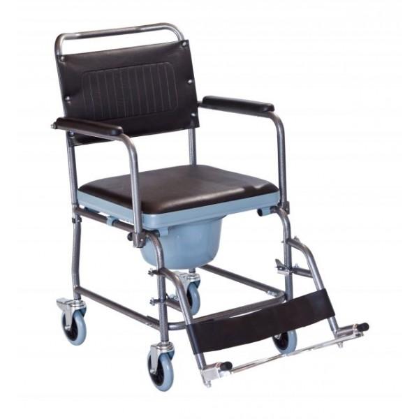 Αναπηρικό Αμαξίδιο Τουαλέτας - Μπάνιου